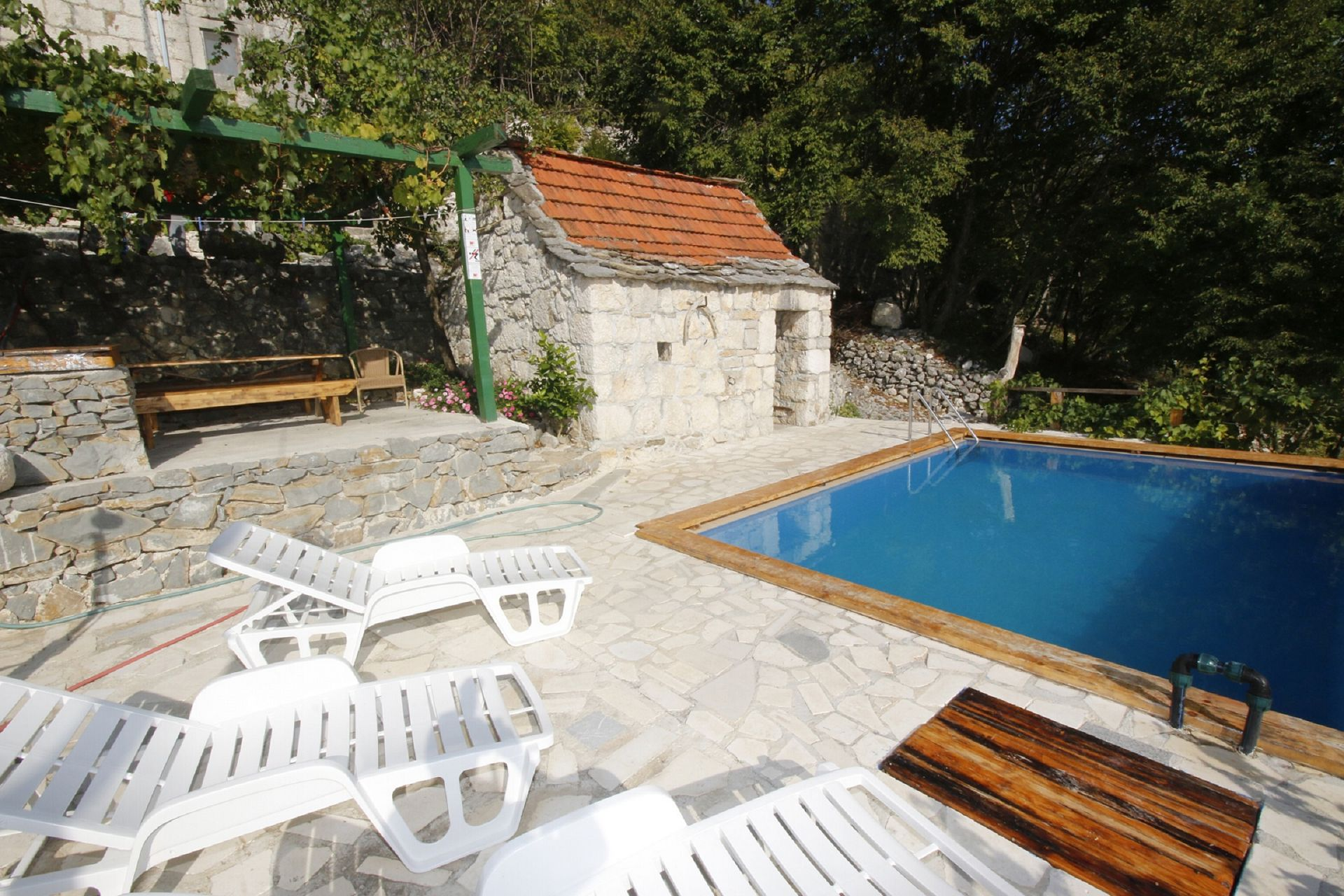 Mario  - Gata - Holiday houses, villas Croatia