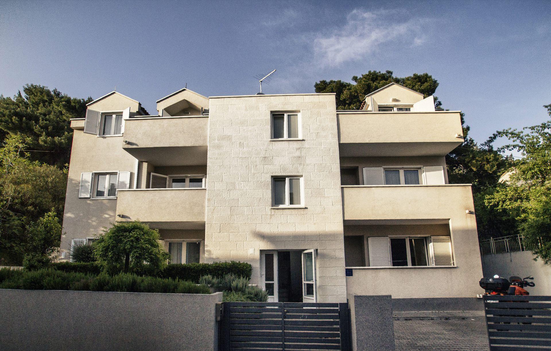 2357  - Gradac - Appartementen Kroatië