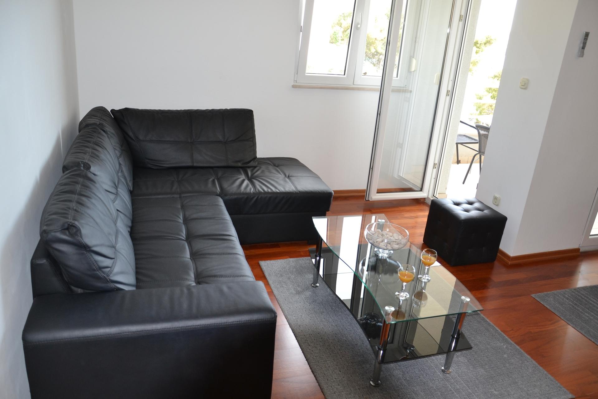 34989  - Trogir - Appartements Croatie - A3(4+2): séjour