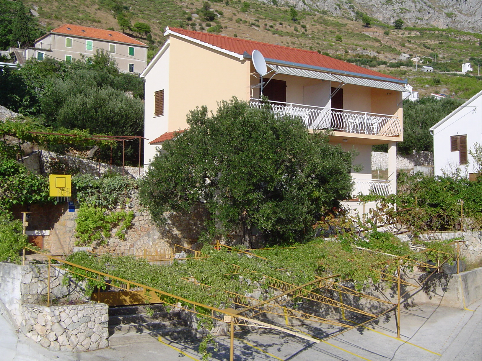 01409STAN - Stanici - Apartments Croatia