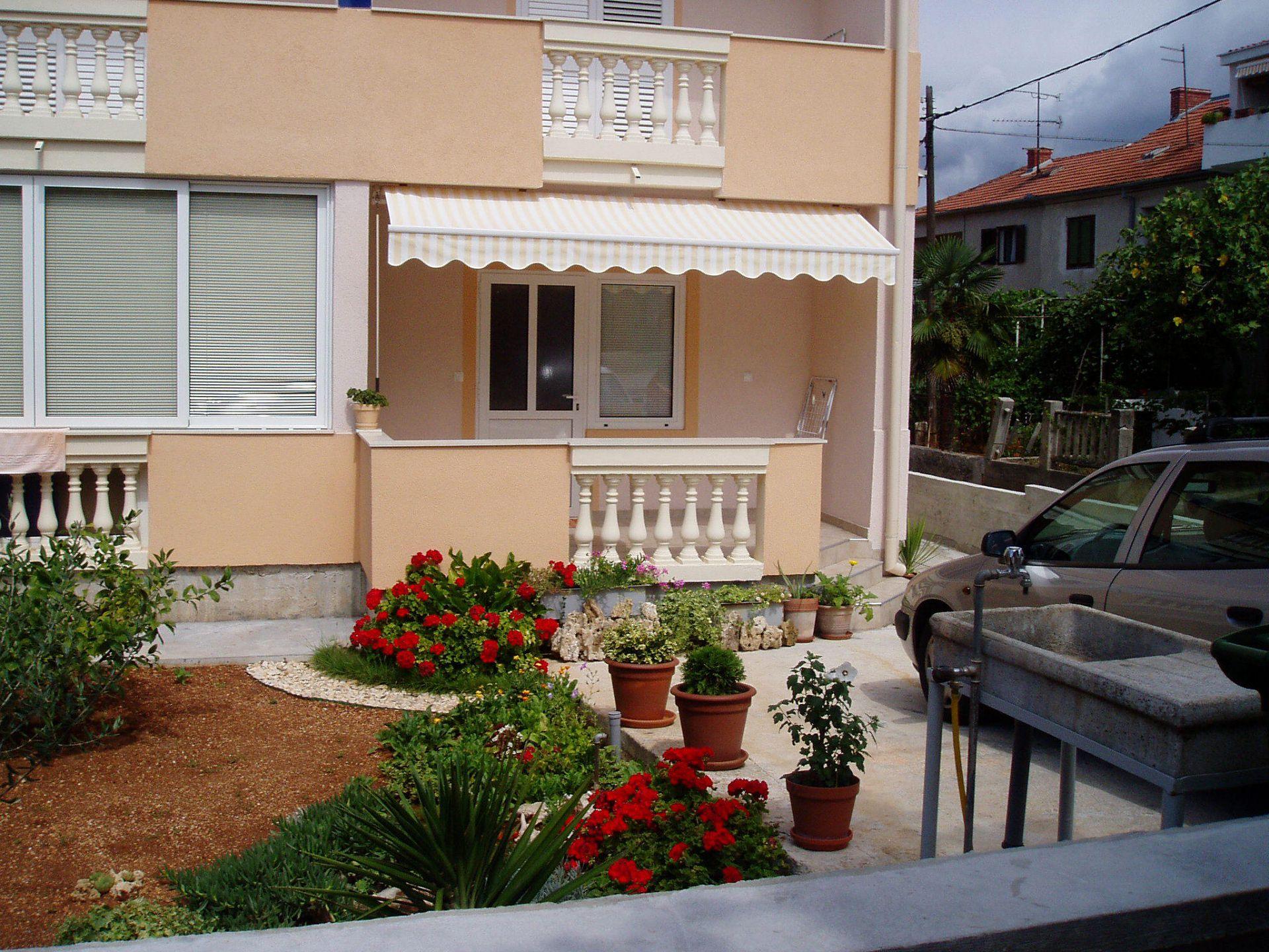 001ZADA  - Zadar - Apartmanok Horvátország