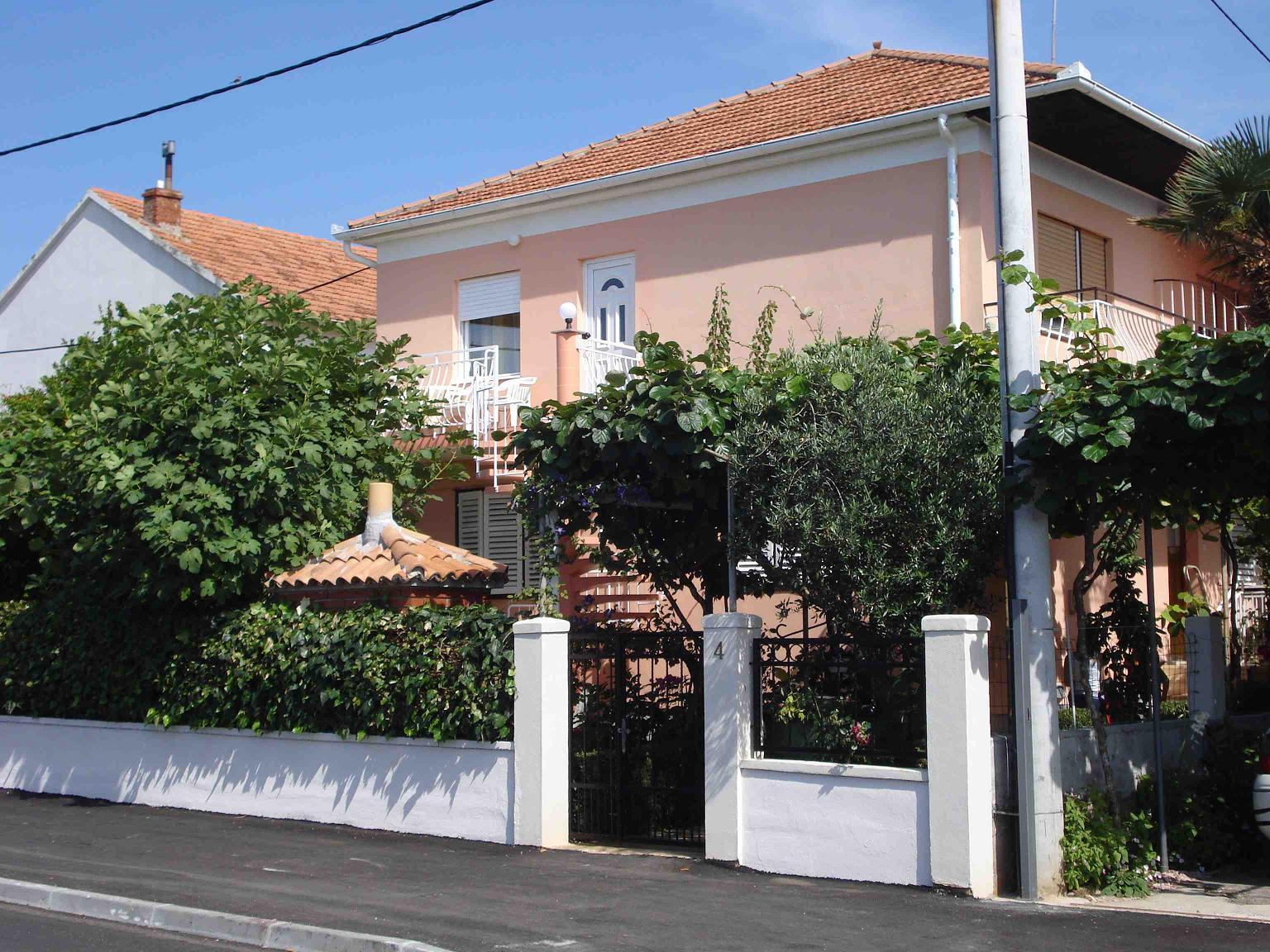 01918ZADA - Zadar - Apartmanok Horvátország