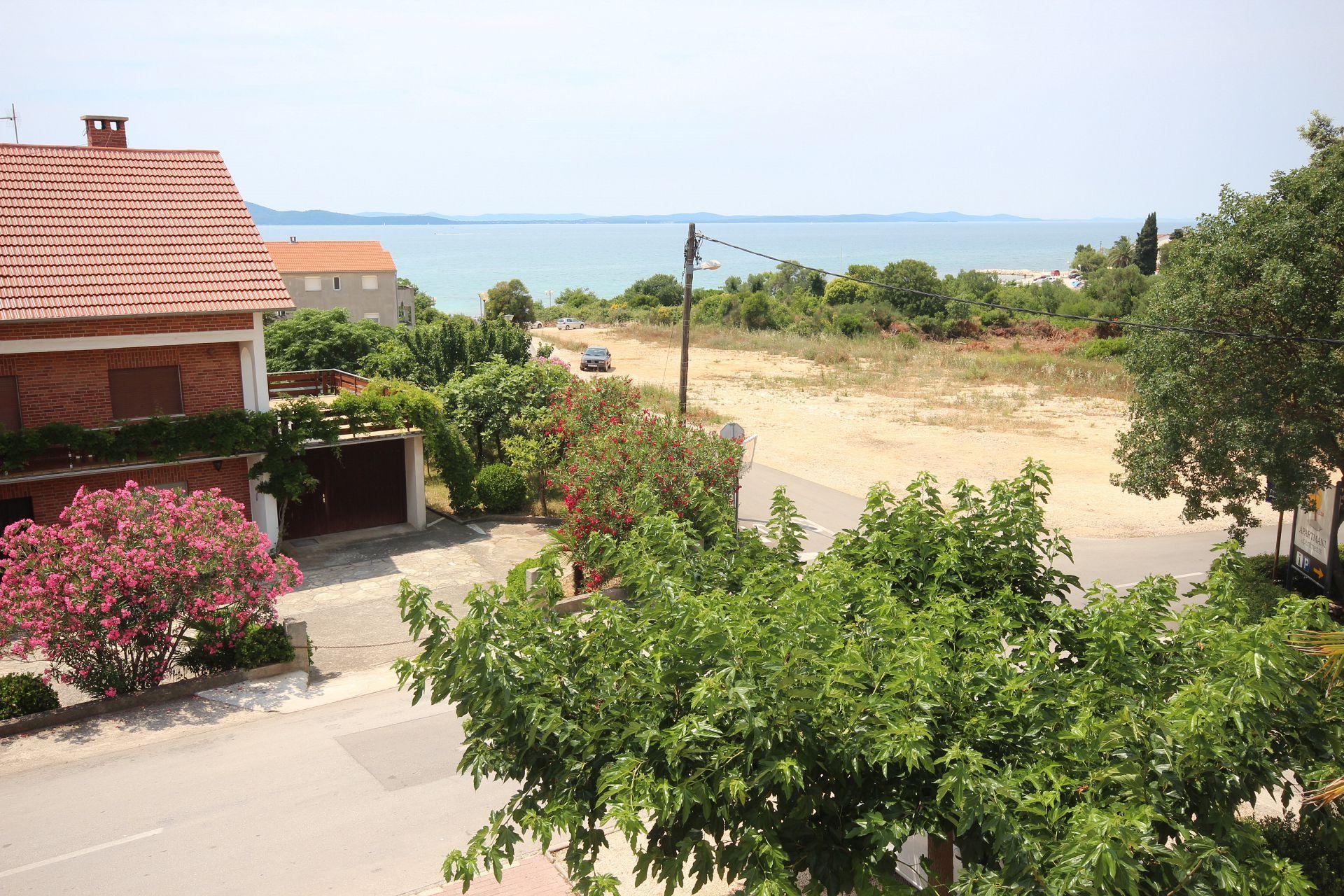 2454  - Zadar - Apartmanok Horvátország