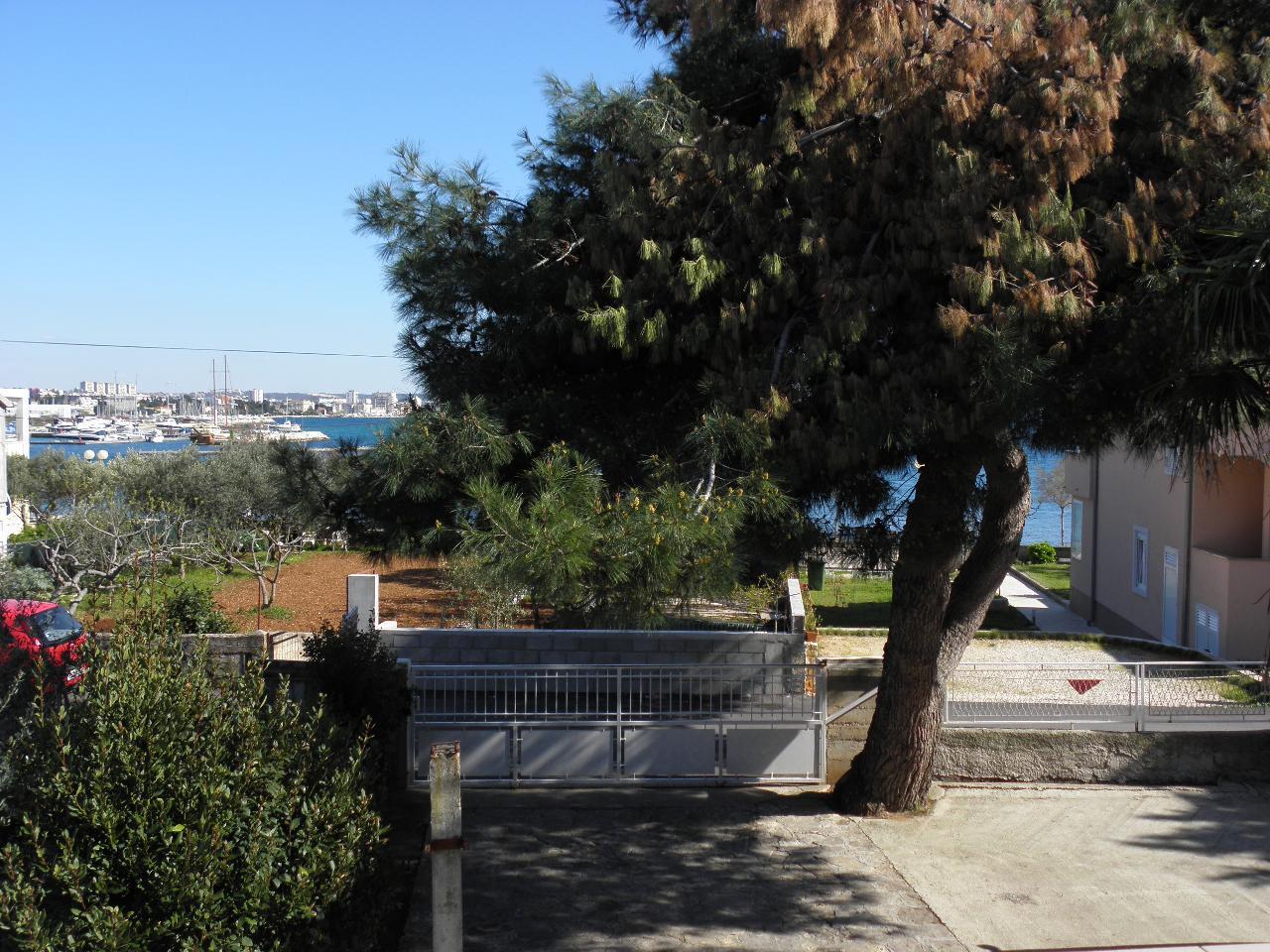 Gorda - Zadar - Appartamenti Croazia - il cortile (casa e dintorni)