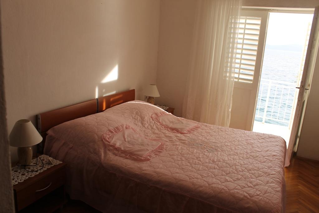 5257  - Pisak - Ferienwohnungen Kroatien - A1 KAT (2+2) : Schlafzimmer