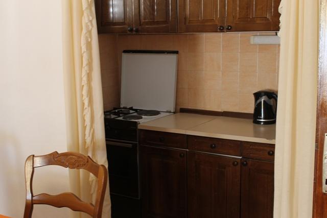 5257  - Pisak - Ferienwohnungen Kroatien - A1 KAT (2+2) : Küche