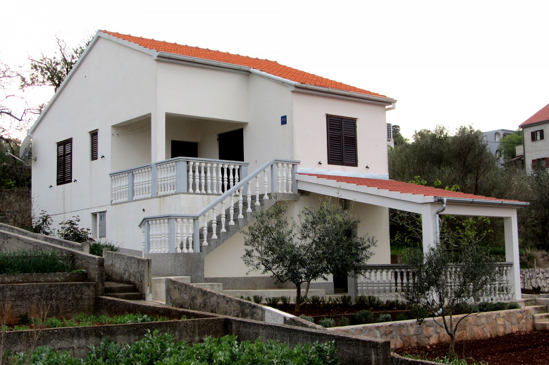 5476 - Sali - Holiday houses, villas Croatia
