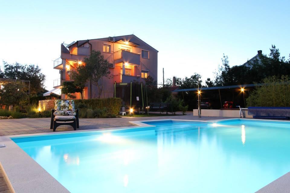 5054 - Zaton (Zadar) - Appartementen Kroatië