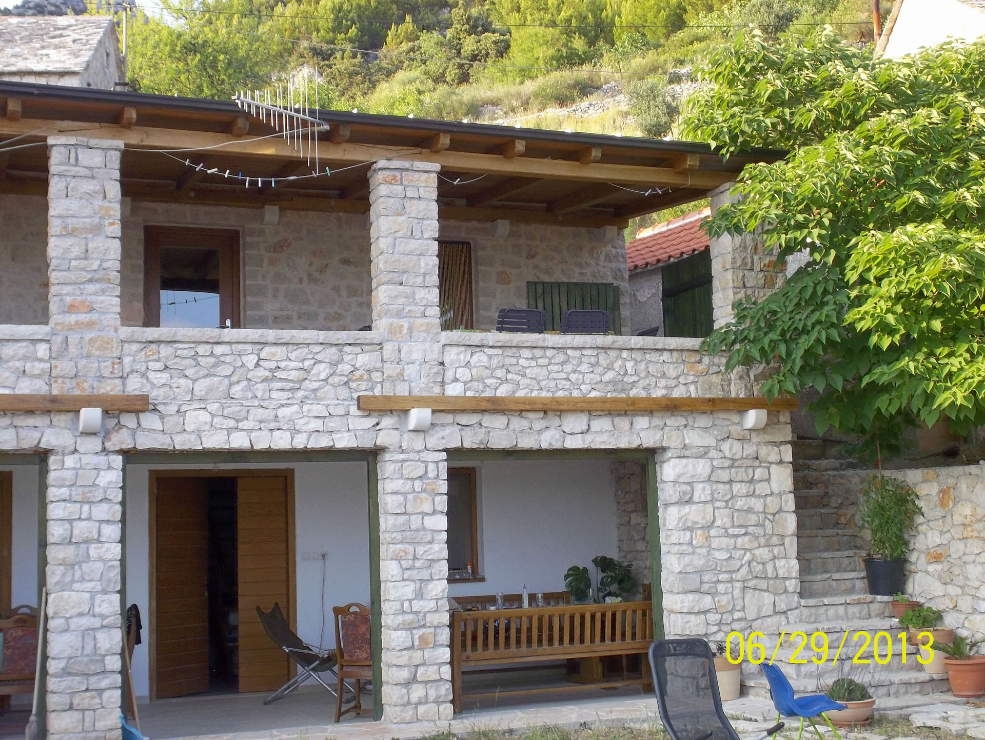 8191  - Murvica - Apartments Croatia