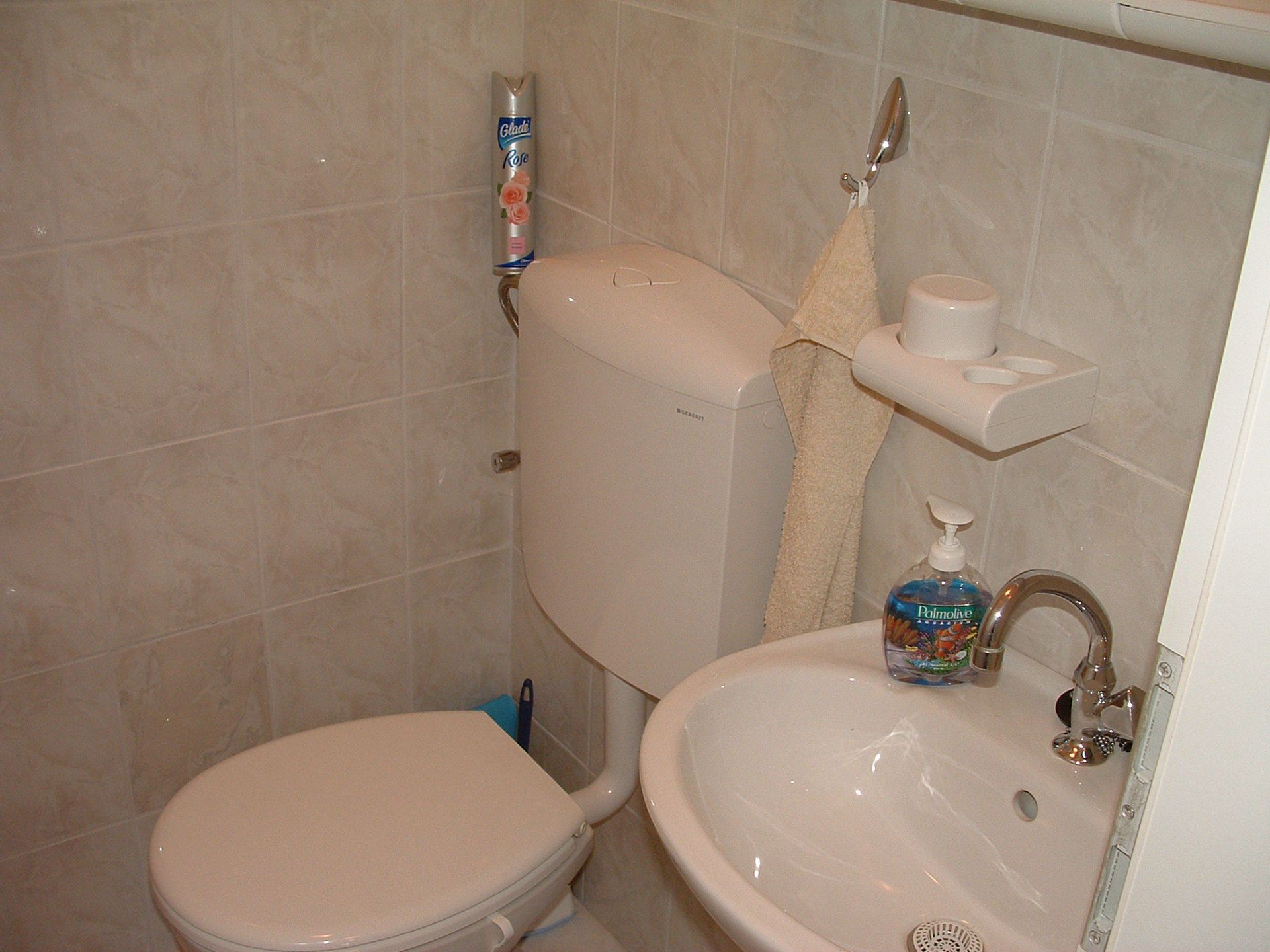 01301MIRC  - Mirca - Appartamenti Croazia - A2(4+1): la toilette