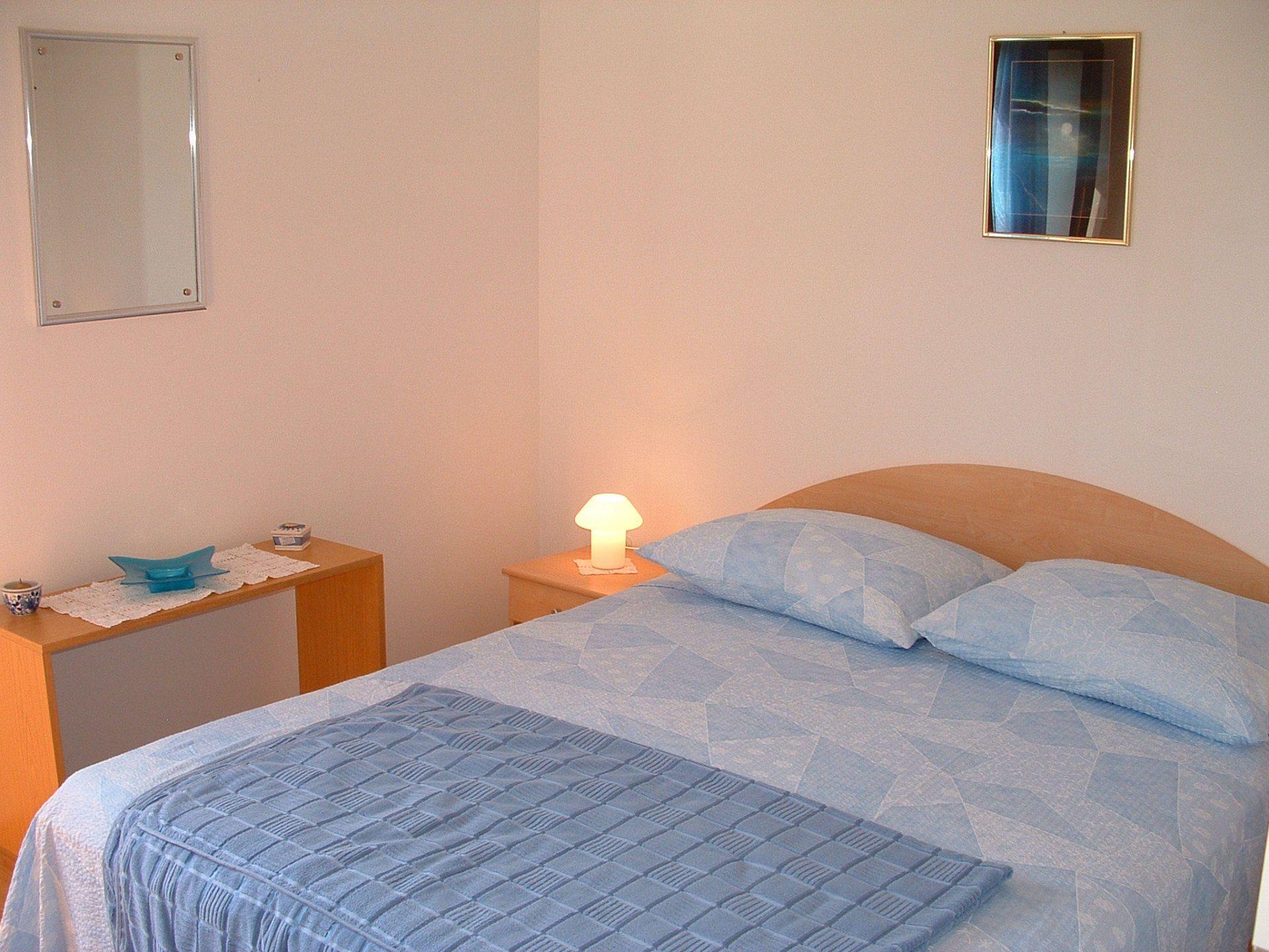 01301MIRC  - Mirca - Appartamenti Croazia - A1(6+2): la camera da letto