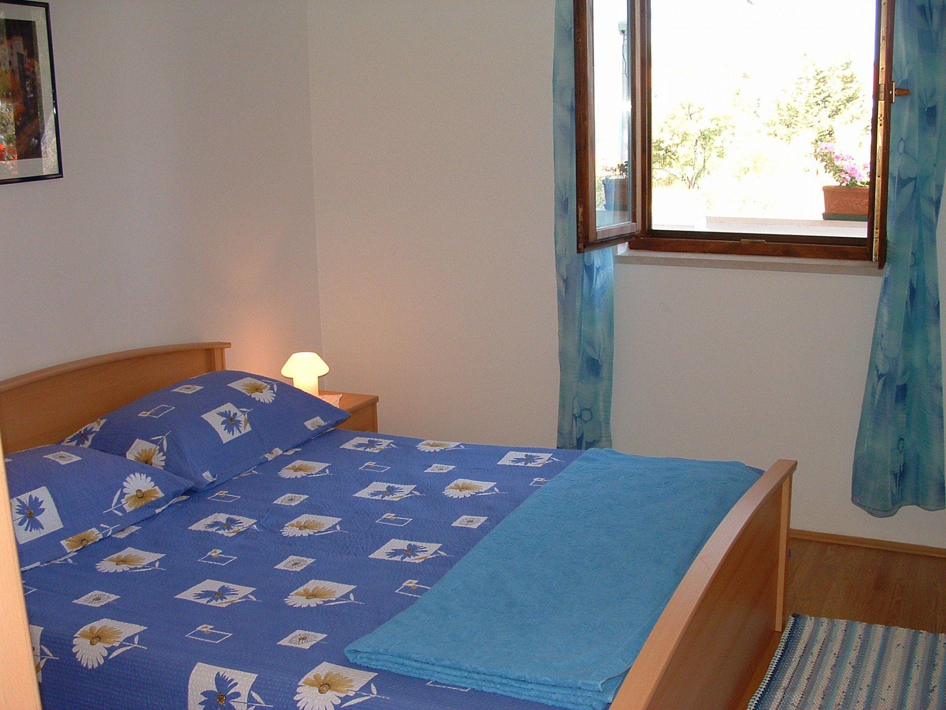 01301MIRC  - Mirca - Appartamenti Croazia - A2(4+1): la camera da letto