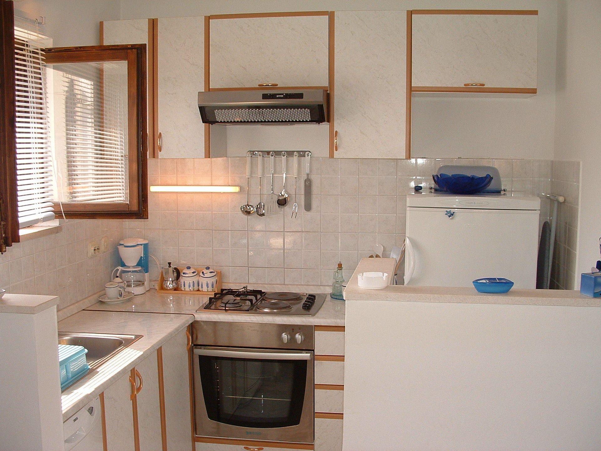 01301MIRC  - Mirca - Appartamenti Croazia - A2(4+1): la cucina