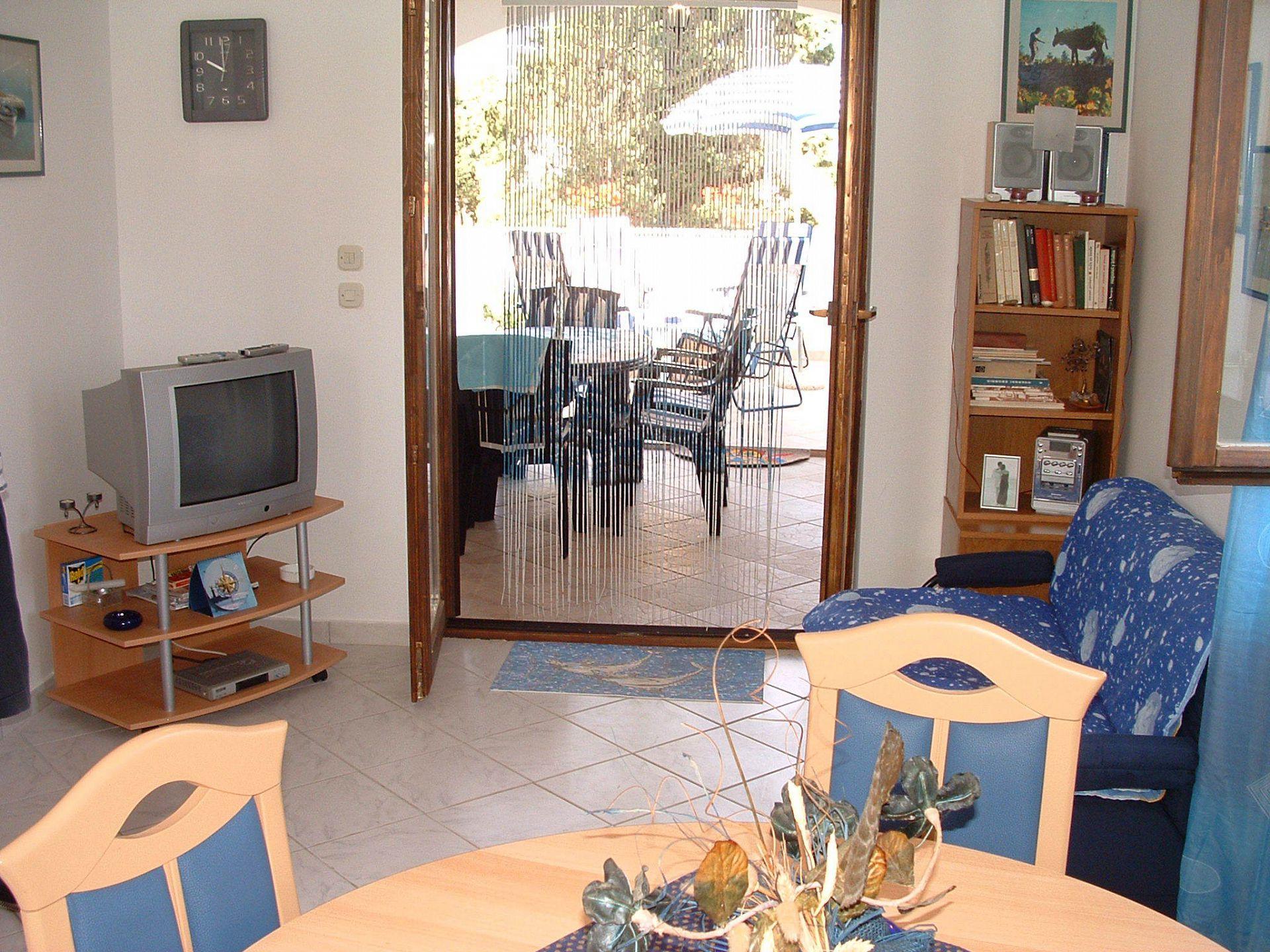 01301MIRC  - Mirca - Appartamenti Croazia - A2(4+1): la sala da pranzo