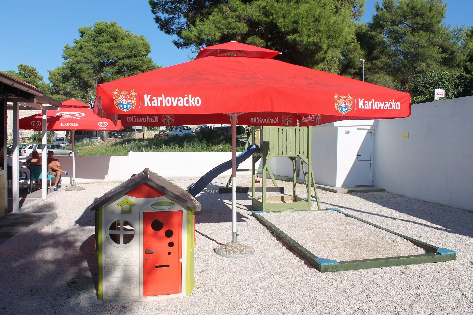 Bela2 - Mastrinka - Appartementen Kroatië -