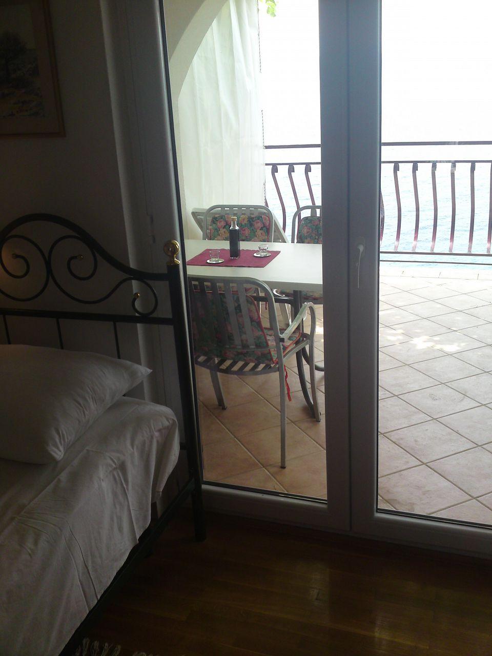 00209PISA  - Pisak - Ferienwohnungen Kroatien - A4 (2+2): Schlafzimmer