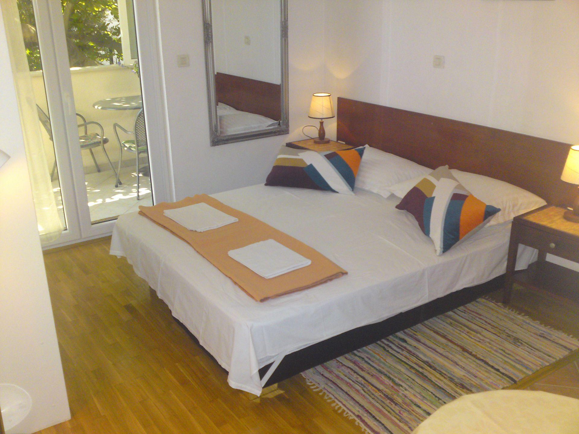 00209PISA  - Pisak - Ferienwohnungen Kroatien - A4 (2+2): Innenausstattung