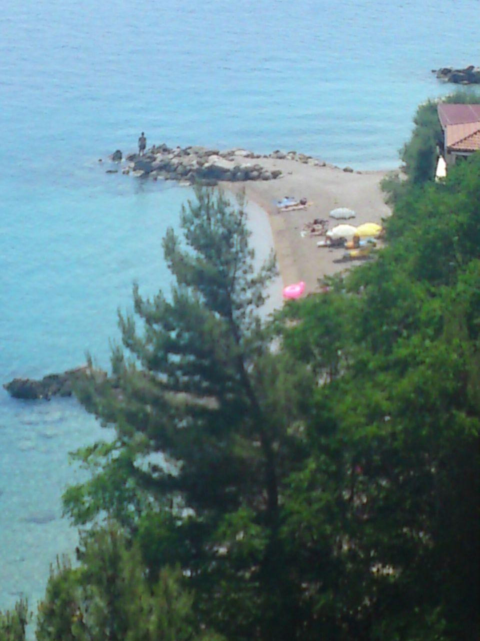 00209PISA  - Pisak - Ferienwohnungen Kroatien - A5 (2+2): Meerblick