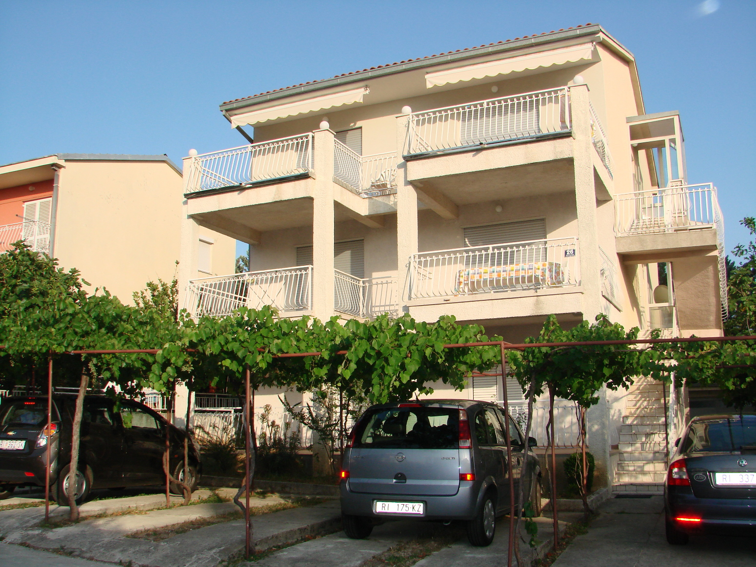 Apartments, Selce, Crikvenica and surroundings - Apartments  Brankica