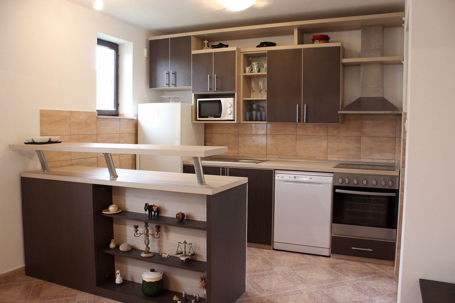 35506 - Mirca - Appartamenti Croazia - A(4+1): la cucina