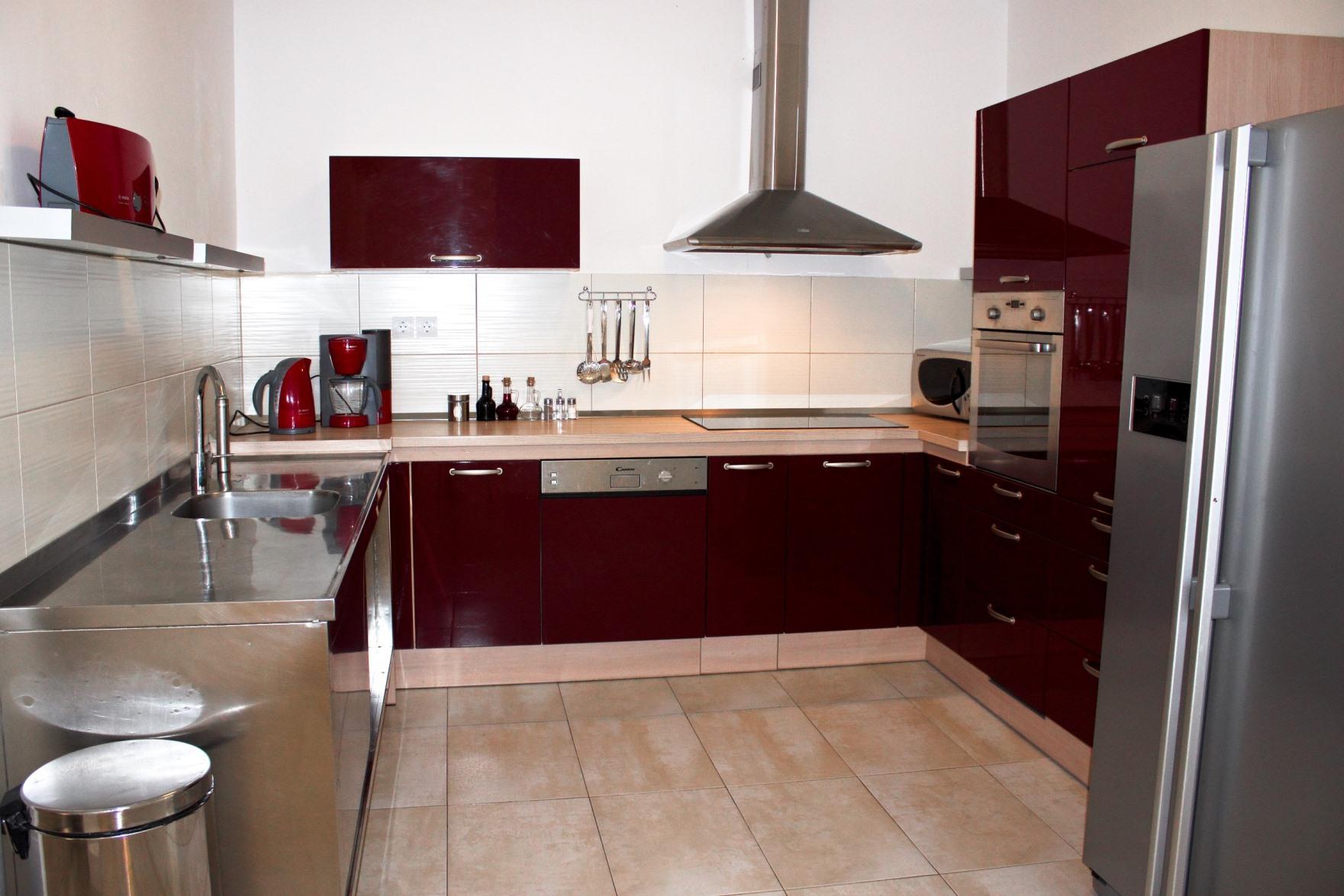 6018 - Mirca - Hiše za počitek, vile Hrvaška - H(14+2): kuhinja