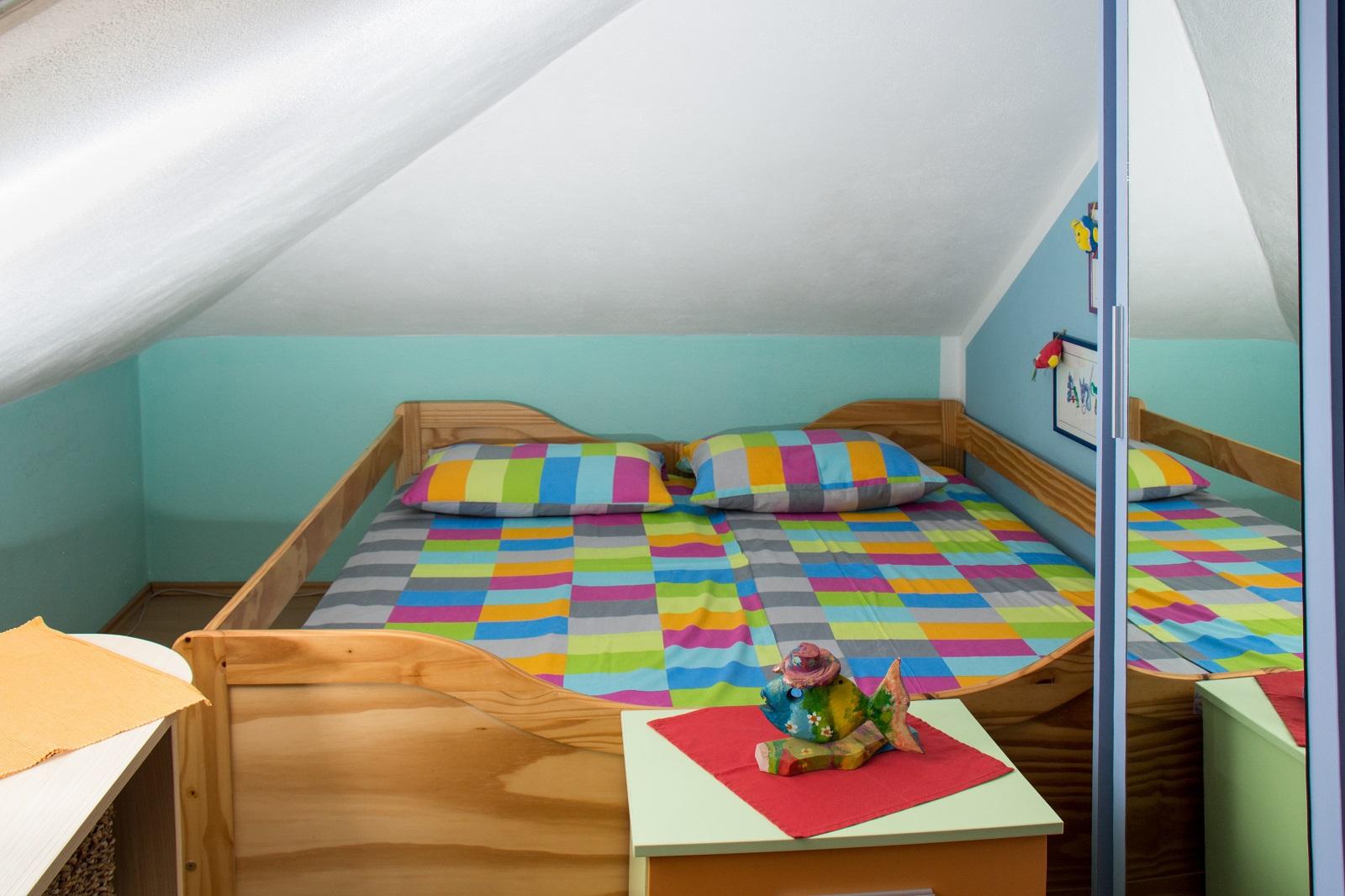 01707TROG  - Trogir - Appartements Croatie - A3(6+1): chambre à coucher