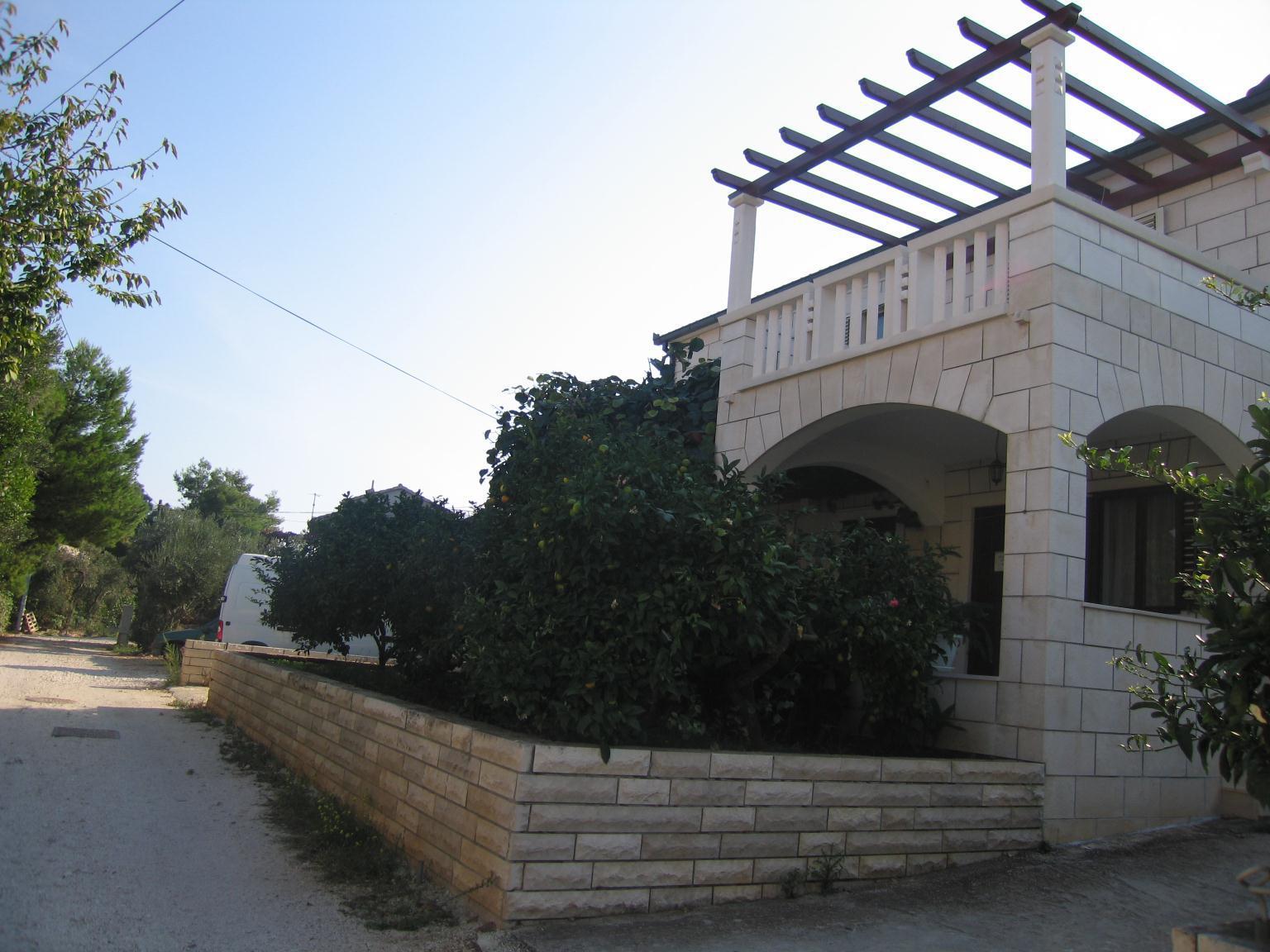 2597 - Supetar - Appartamenti Croazia