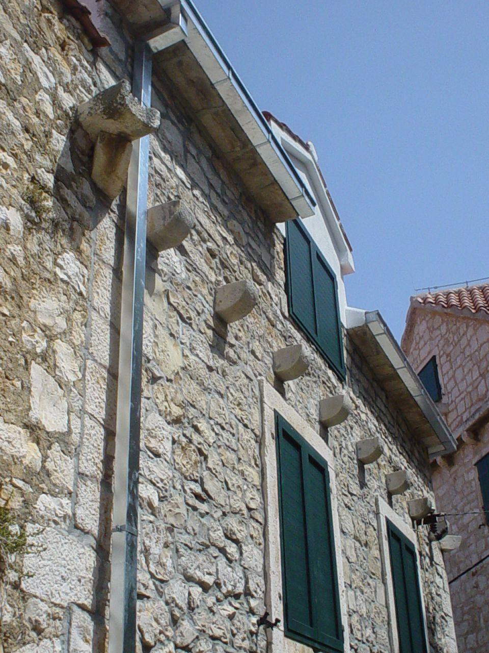 2615 - Supetar - Appartementen Kroatië