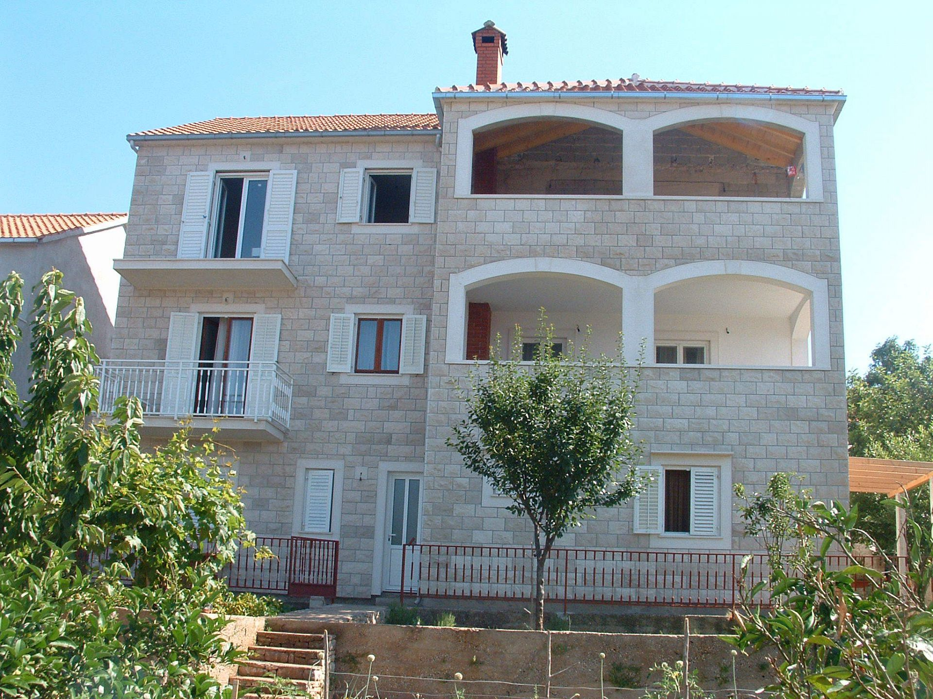 03001SUPE  - Supetar - Apartments Croatia