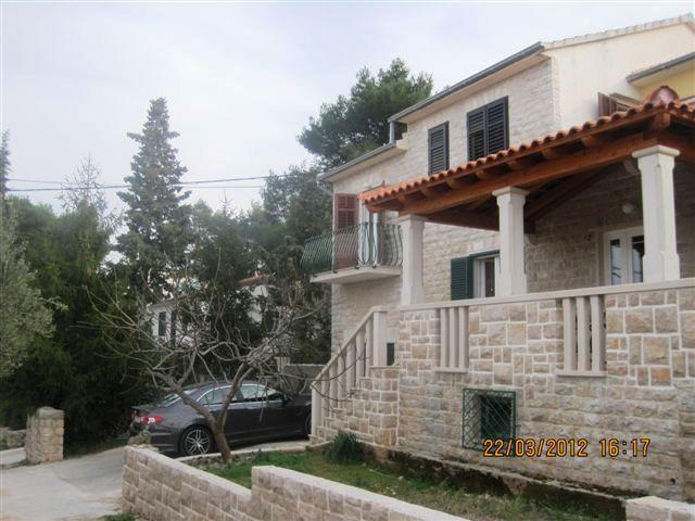 4313  - Supetar - Apartmaji Hrvaška