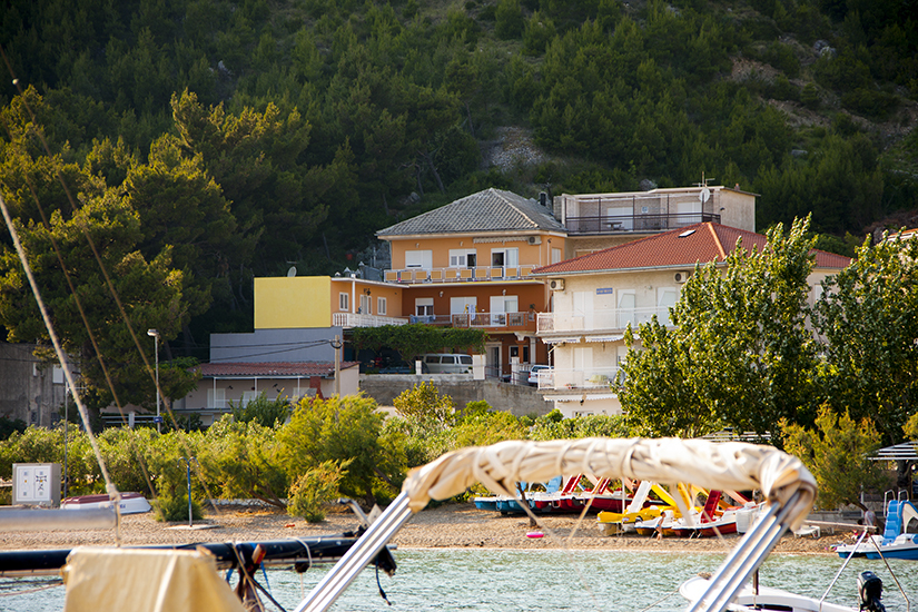 5962 - Duce Luka - Ferienwohnungen Kroatien