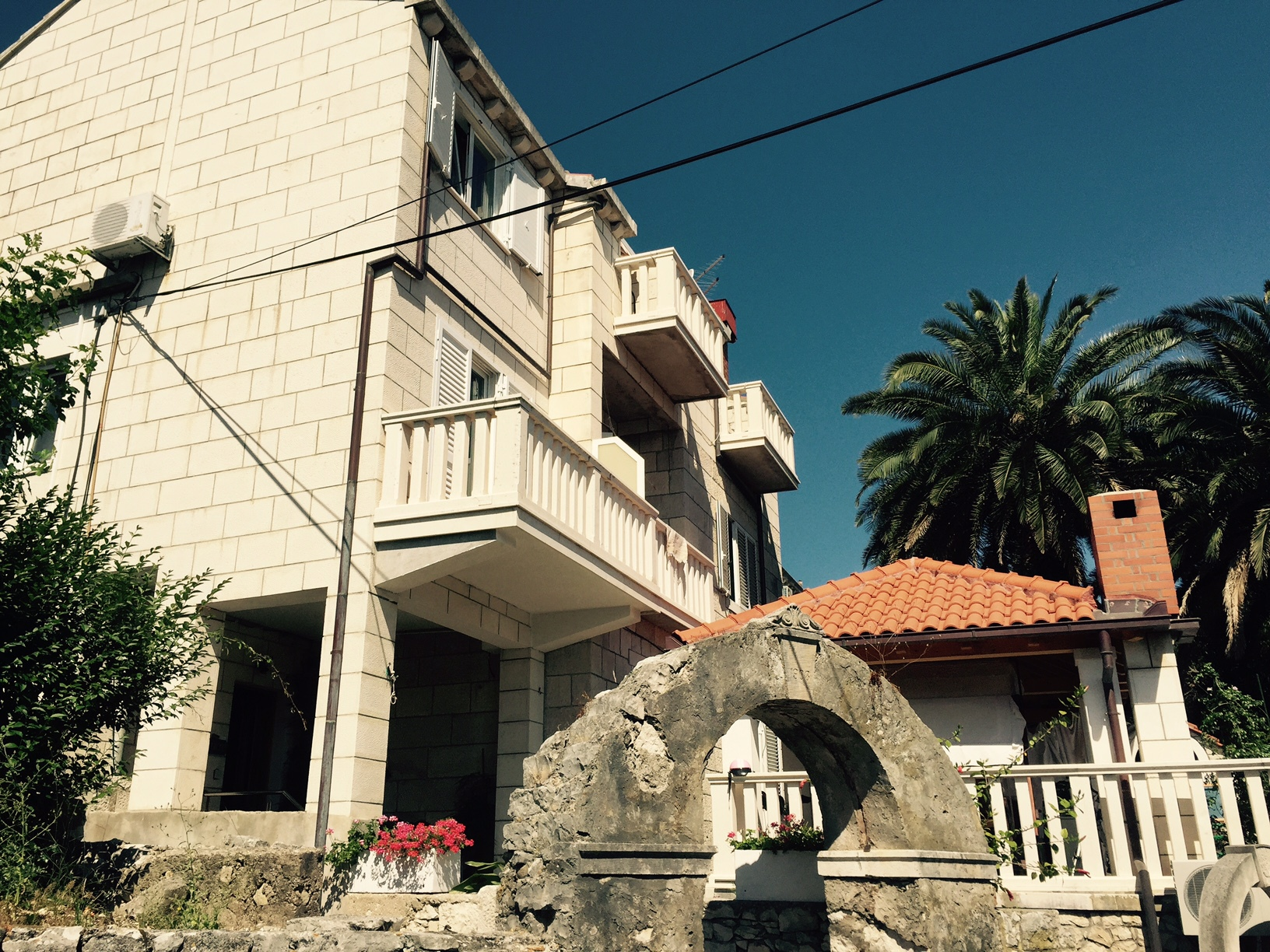 03014KORC - Korcula - Appartementen Kroatië