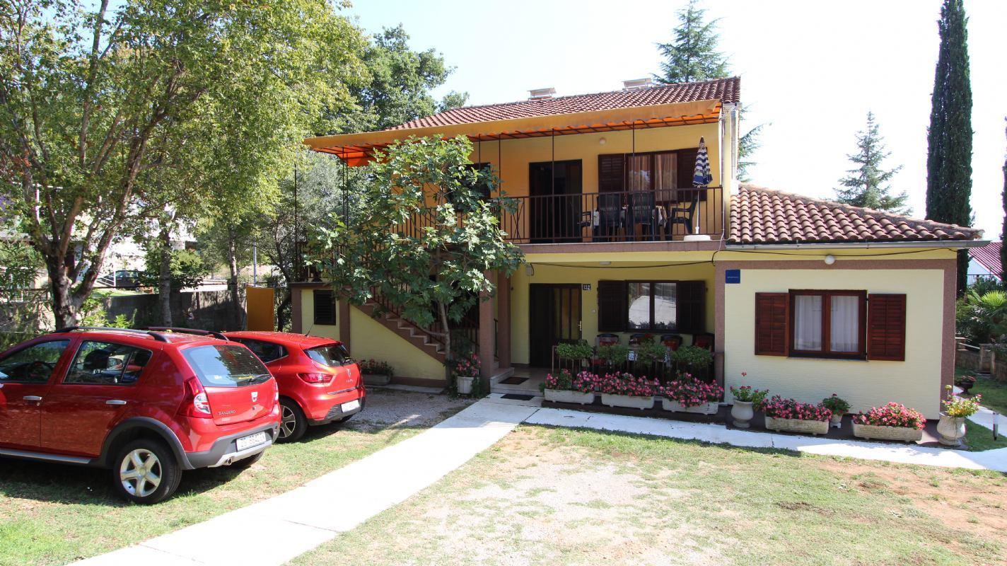 5954 - Malinska - Ferienwohnungen Kroatien