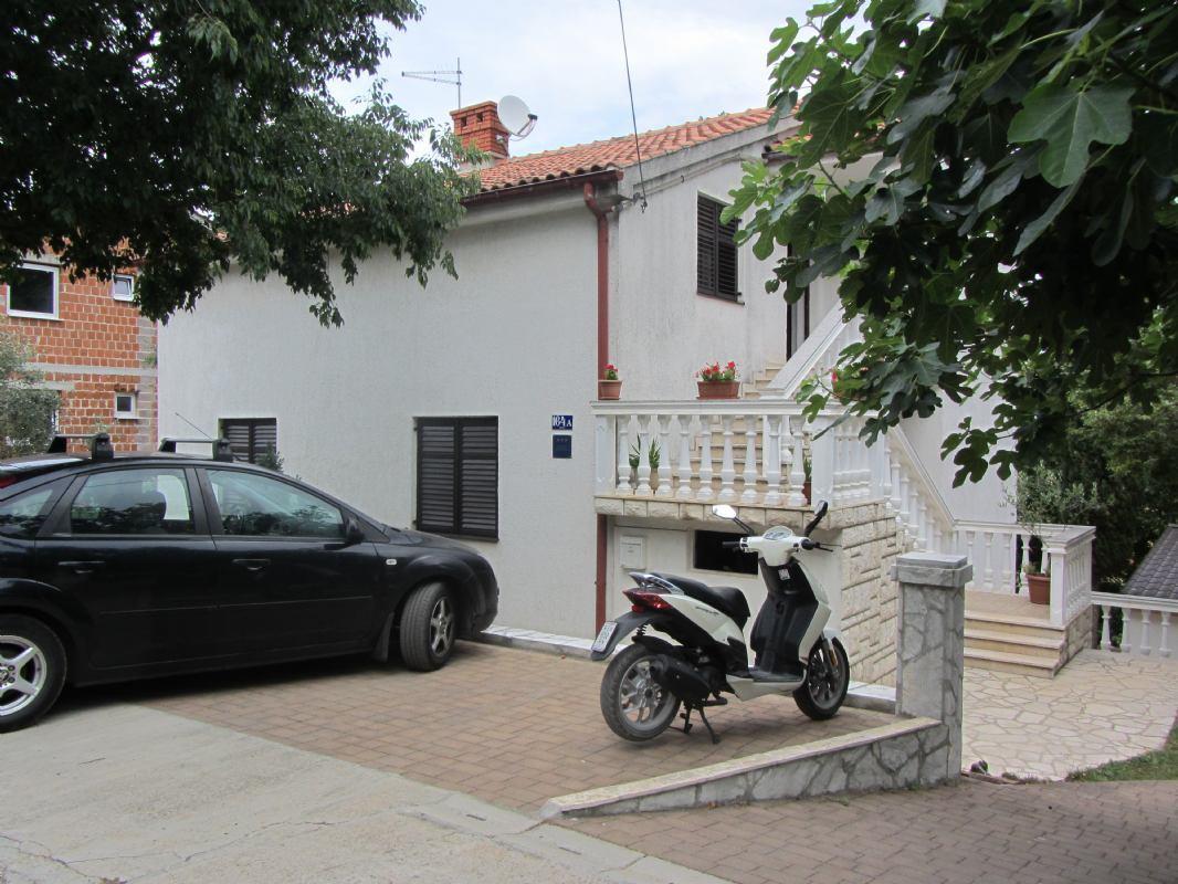 5960 - Malinska - Appartements Croatie