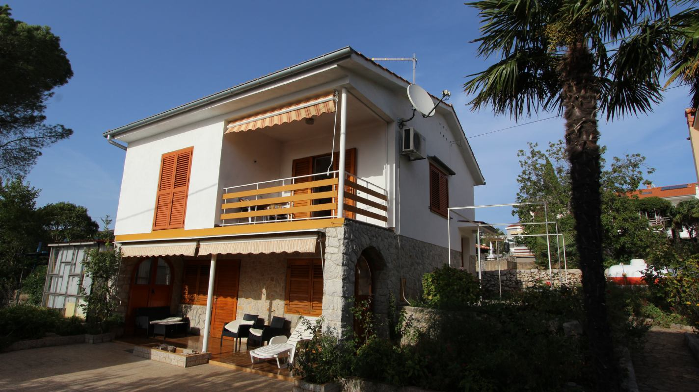 35014  - Malinska - Apartments Croatia