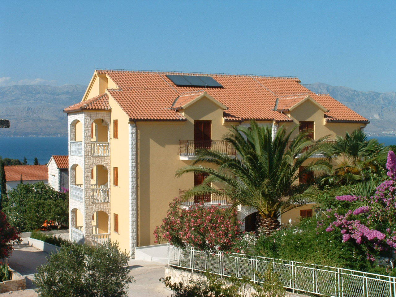07101SUPE  - Supetar - Apartments Croatia