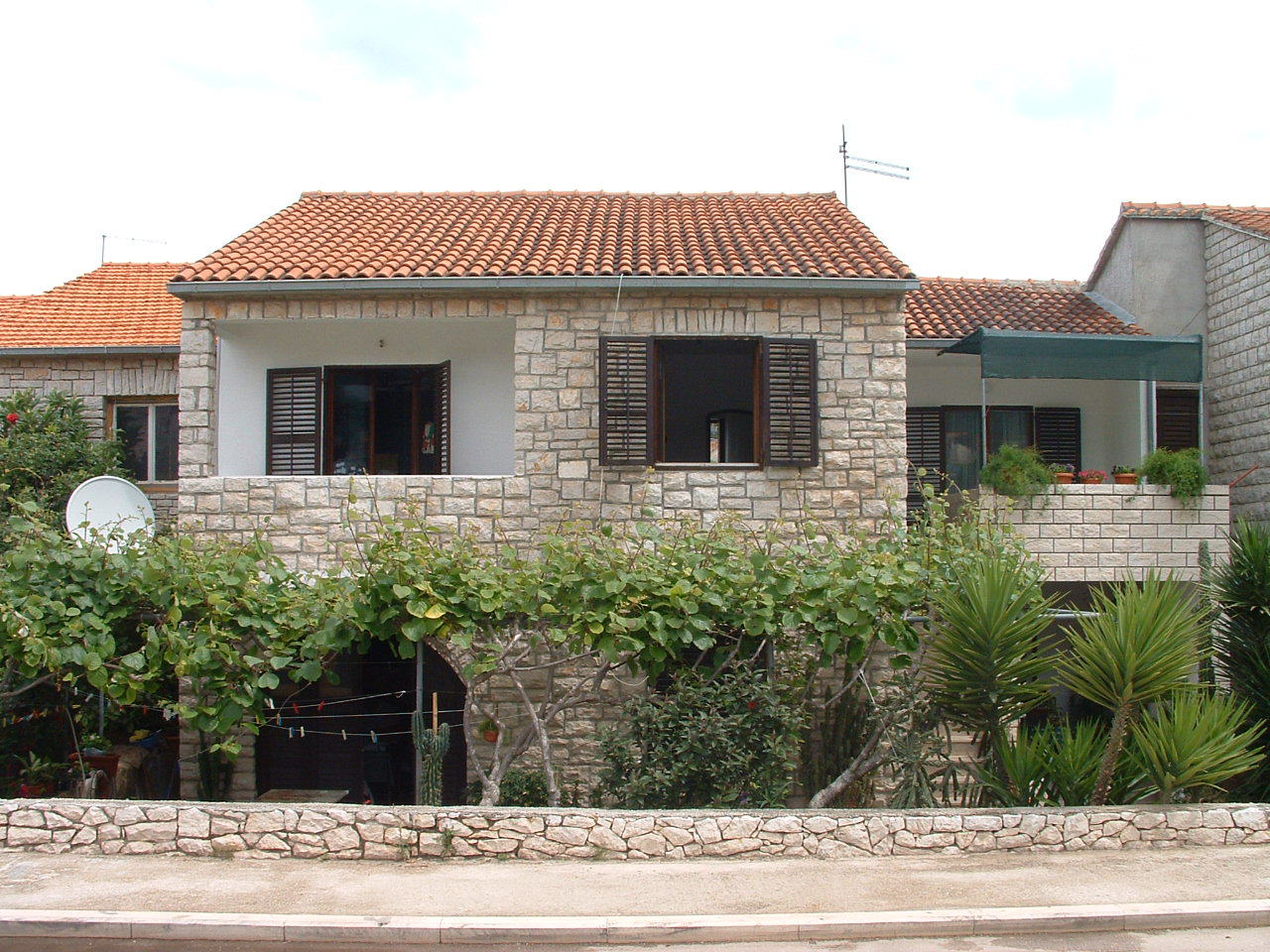 07401SUPE  - Supetar - Appartements Croatie