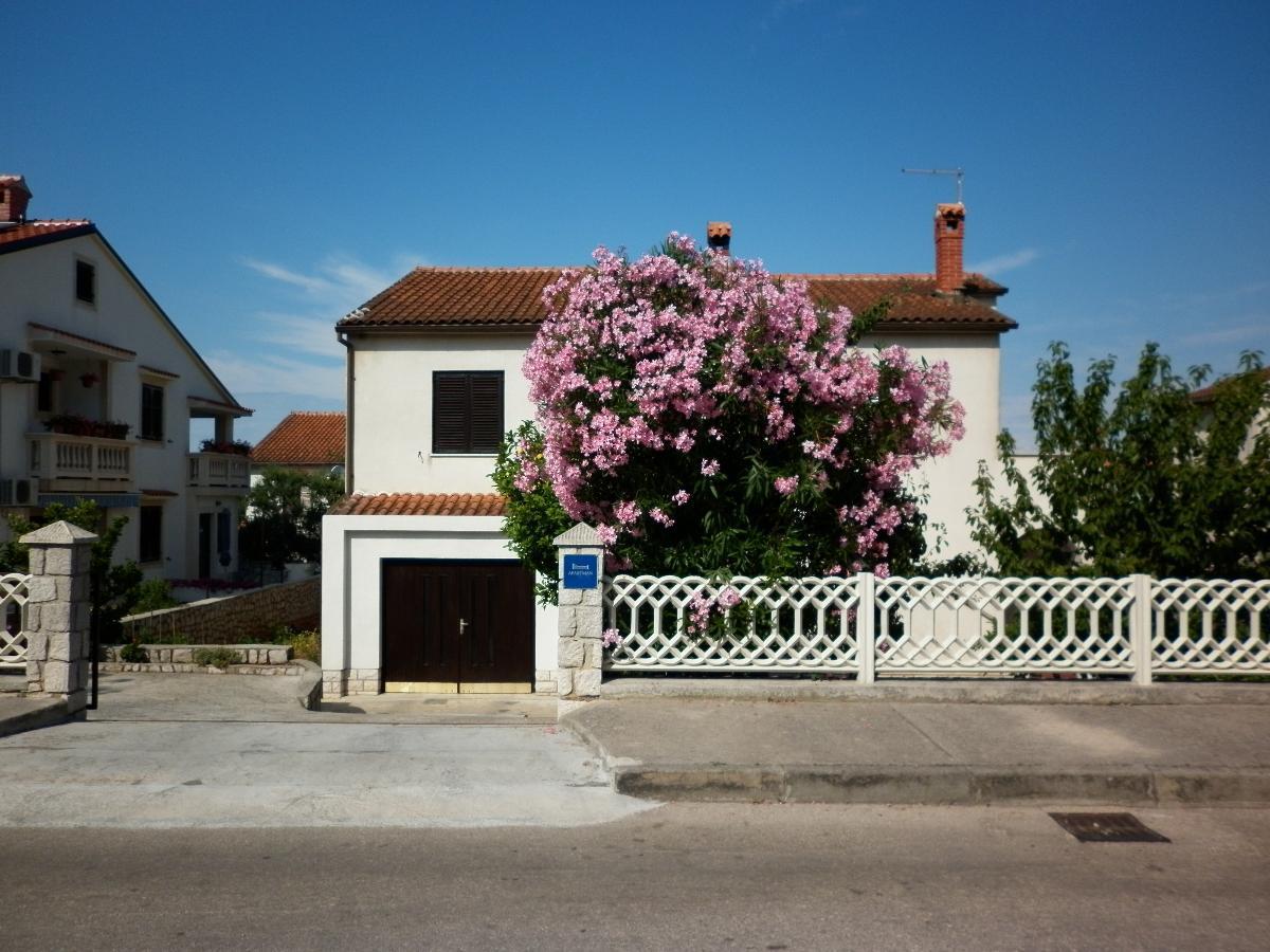 Tonia - Mali Losinj - Apartmanok Horvátország