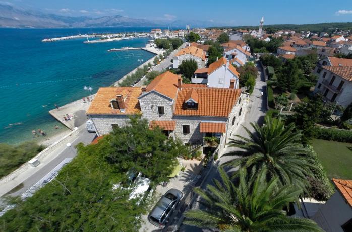 35024 - Supetar - Ferienwohnungen Kroatien