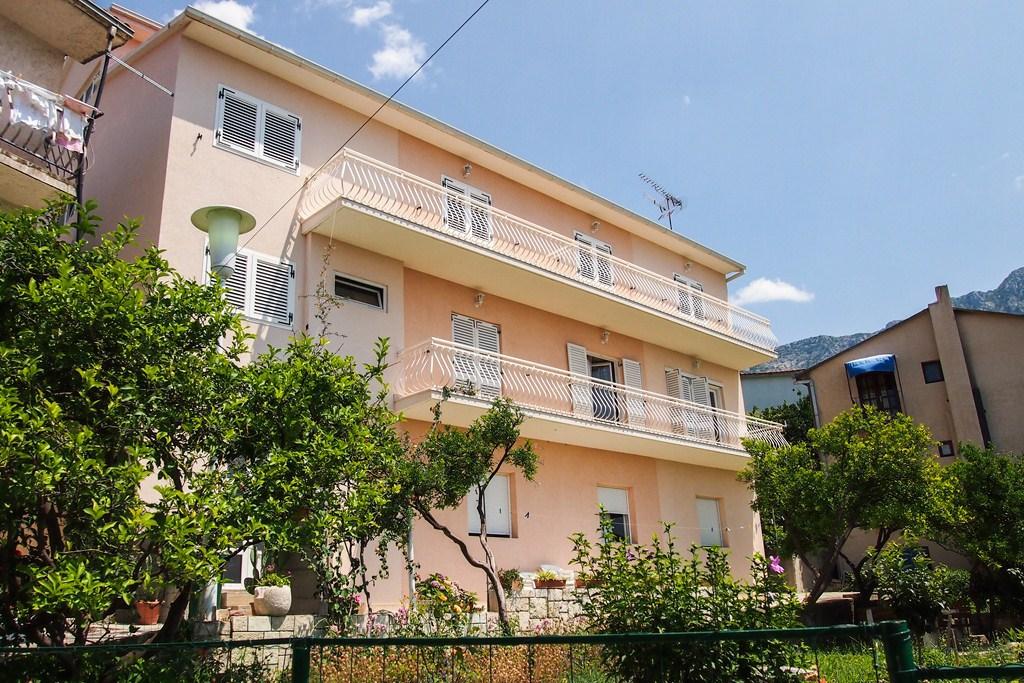 35148  - Podgora - Apartamenty Chorwacja