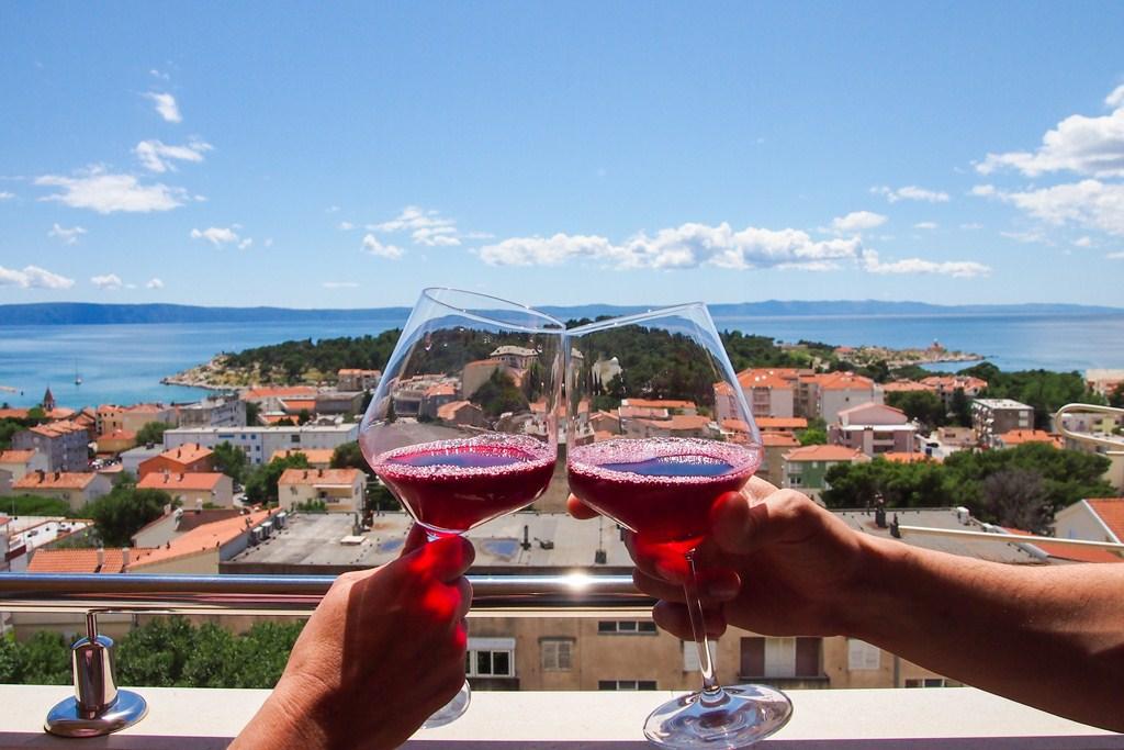 8205  - Makarska - Apartments Croatia