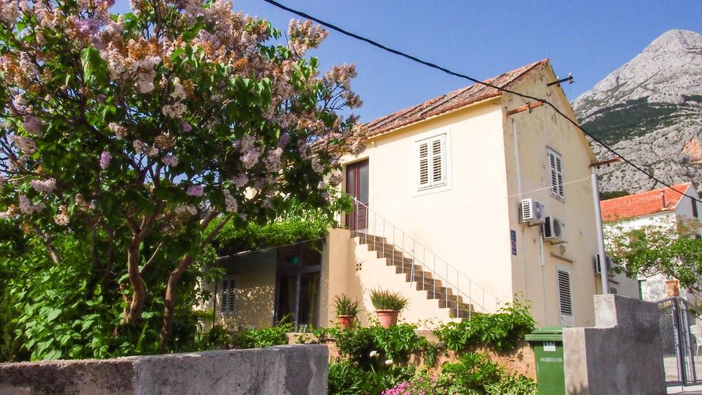 6038 - Makarska - Apartmány Chorvátsko