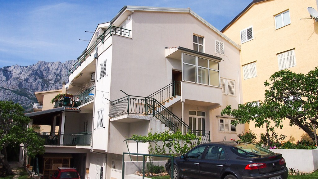 6039 - Makarska - Apartments Croatia