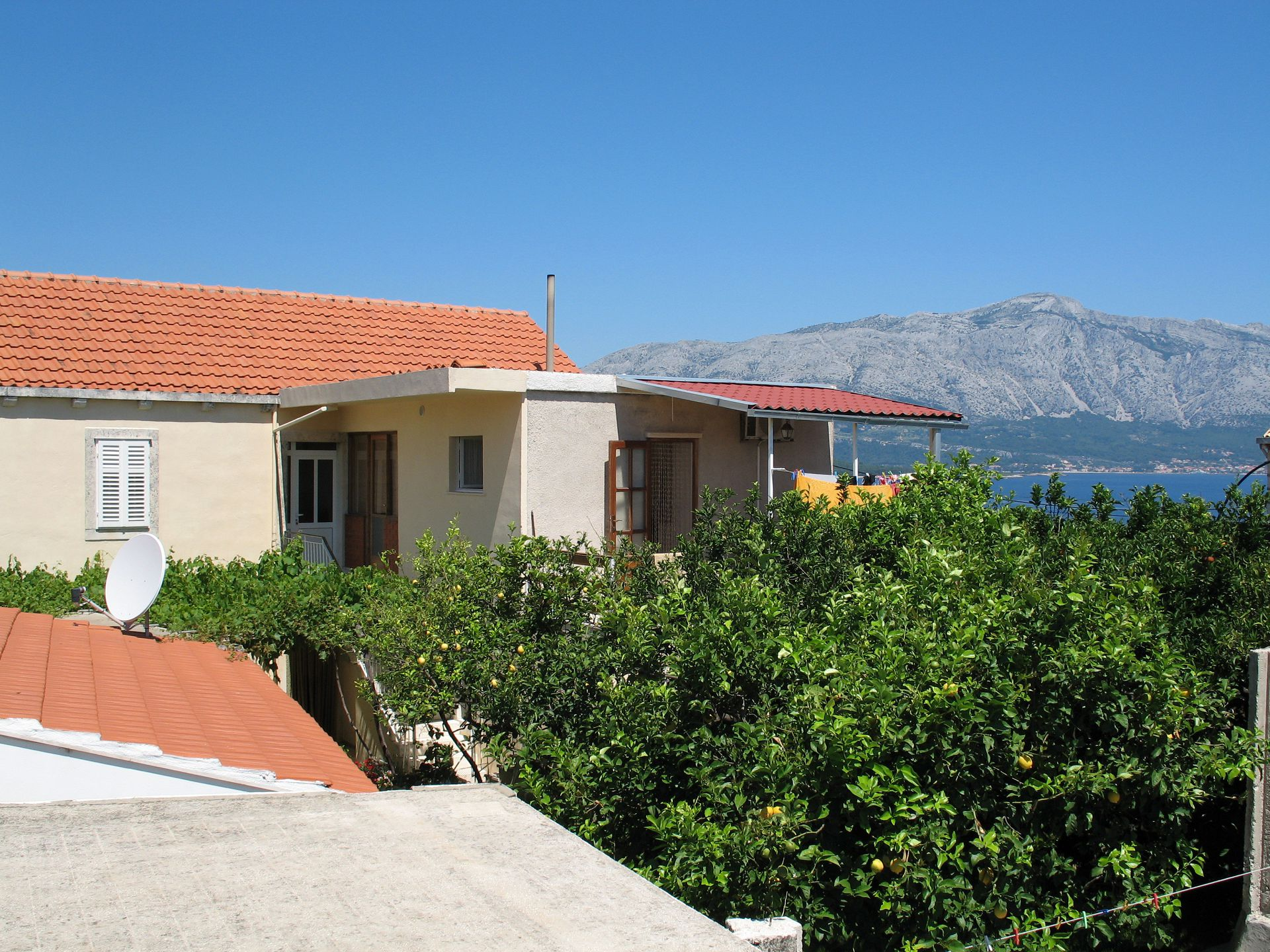 2120 - Lumbarda - Apartments Croatia