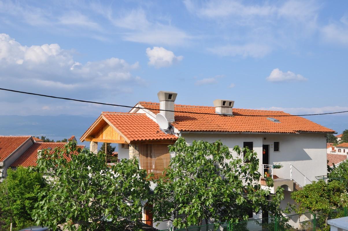 5379  - Vrbnik - Ferienwohnungen Kroatien