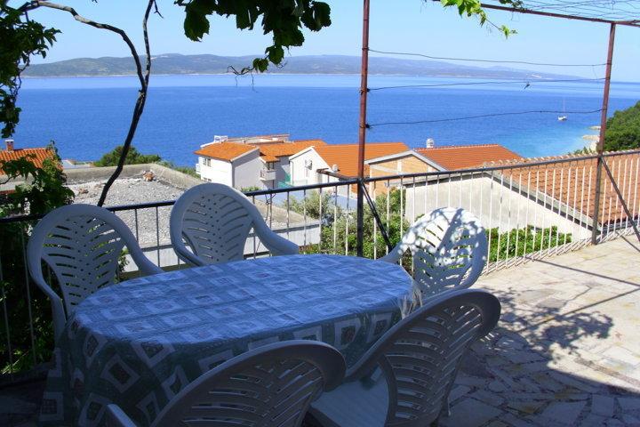 5736  - Baska Voda - Apartments Croatia