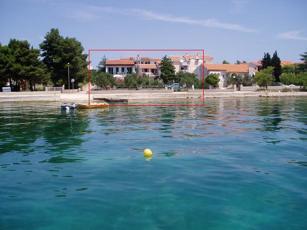 2320 - Vodice - Appartements Croatie