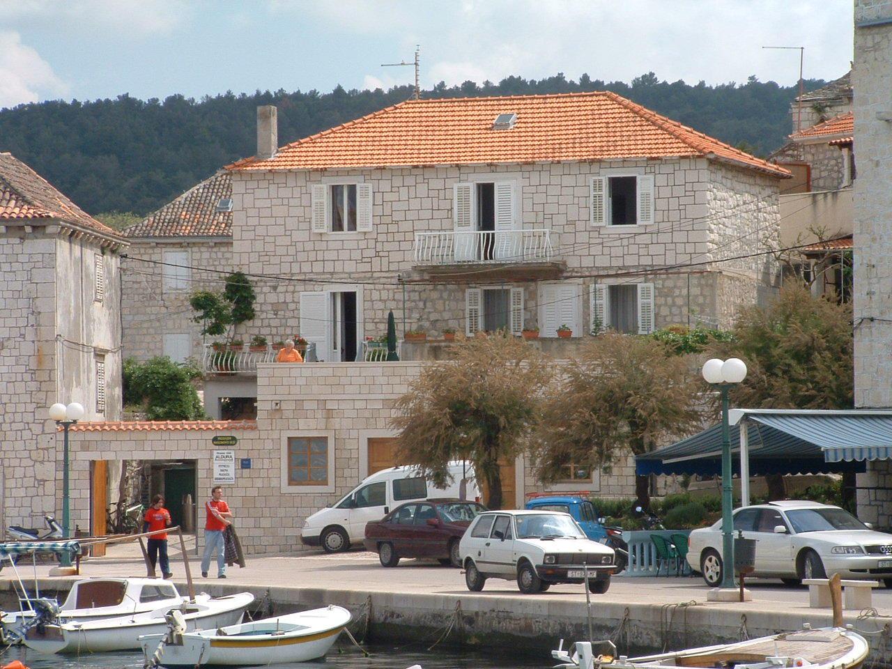 01101SUTI  - Sutivan - Apartamenty Chorwacja