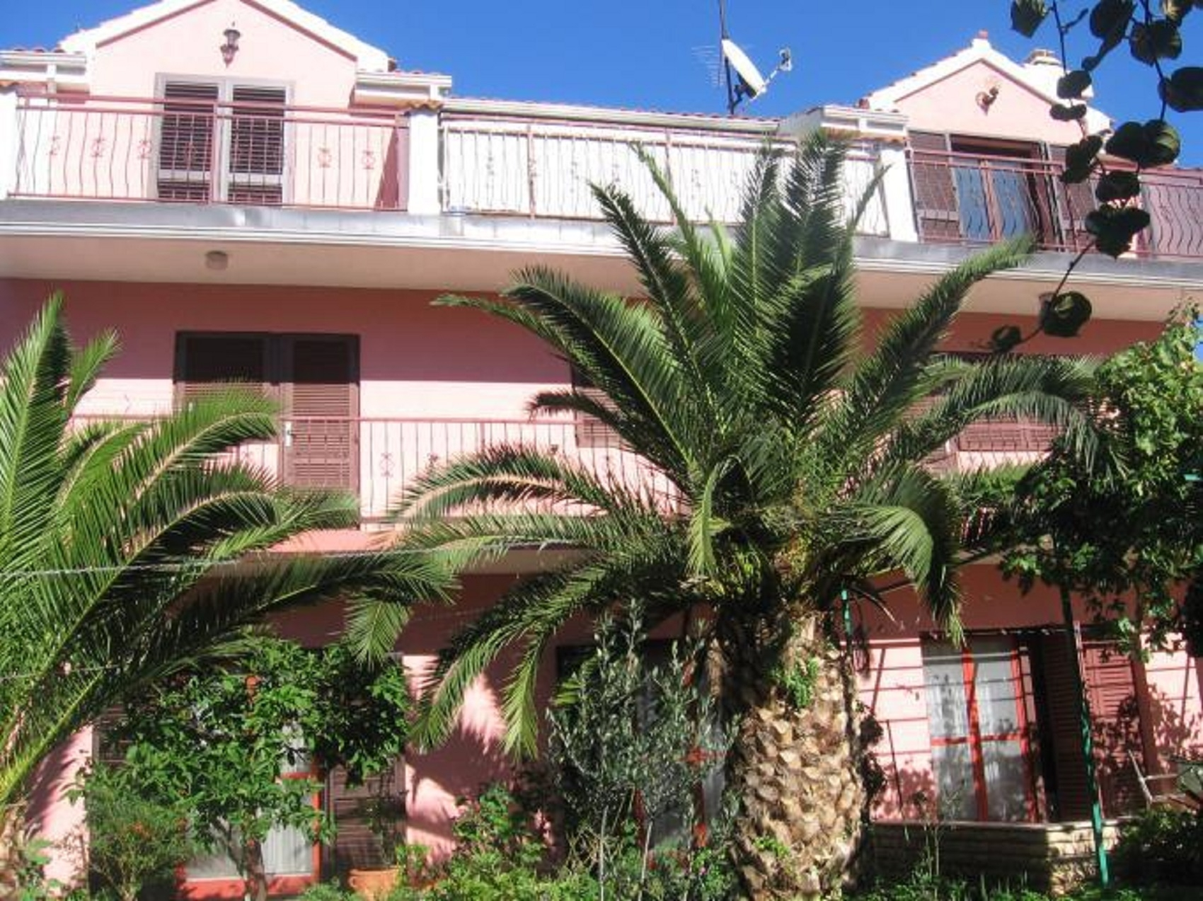 Apartments, Vodice, Vodice and surroundings - Apartments  Duša - with parking :