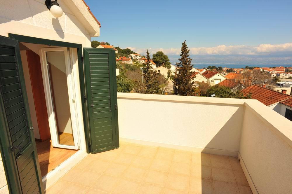 5464  - Sutivan - Maisons de repos, villas Croatie - H(6+1): terrasse